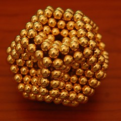Dodecahedron, inverted pyramid faces | by sparr0