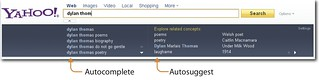 4-03. Autocomplete and autosuggest | by Peter Morville