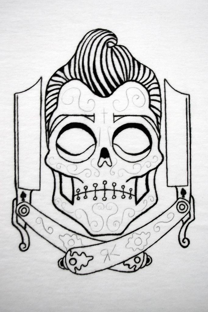 Greaser tattoos