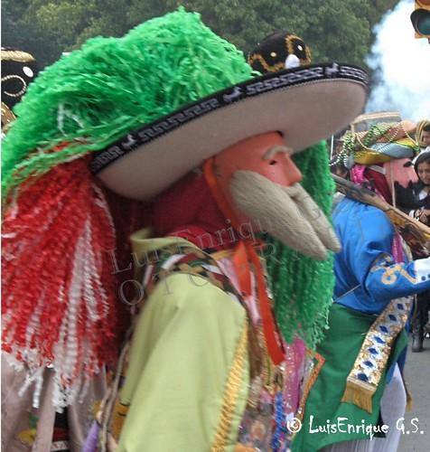 Carnaval de Huejotzingo - Puebla, México
