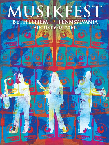 Musikfest 2010 poster