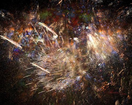 color explosion by Daniela Ionesco