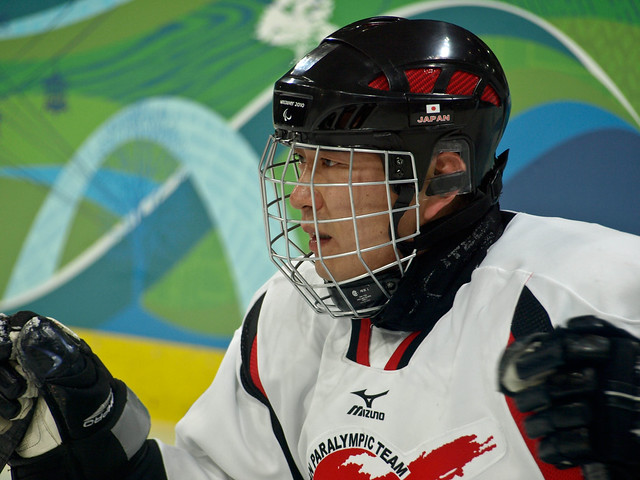 Gold medal sledge hockey-35