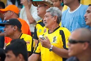 Hincha Alianza Petrolera Estadio Daniel Villa Zapata Bar Flickr