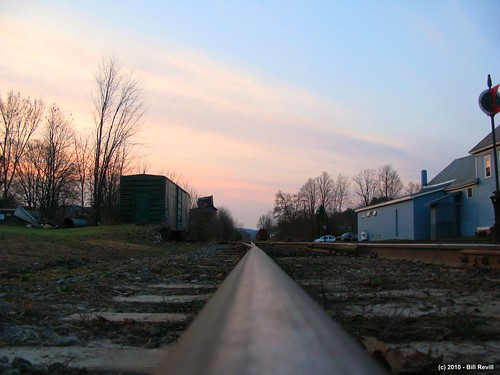 sky train canon vermont tracks chester vt chesterdepot