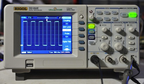 Rigol DS1052E Oscilloscope | by cibomahto