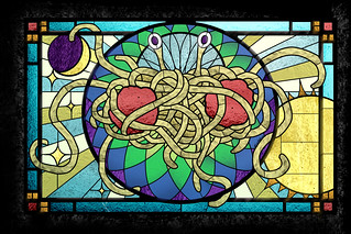 The Flying Spaghetti Monster | by d i l l w e e d