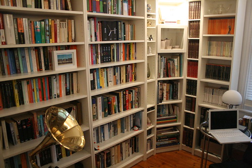 New House Library [After]
