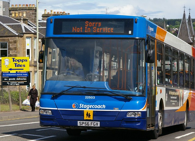 Perth- Stagecoach 27/5/2010