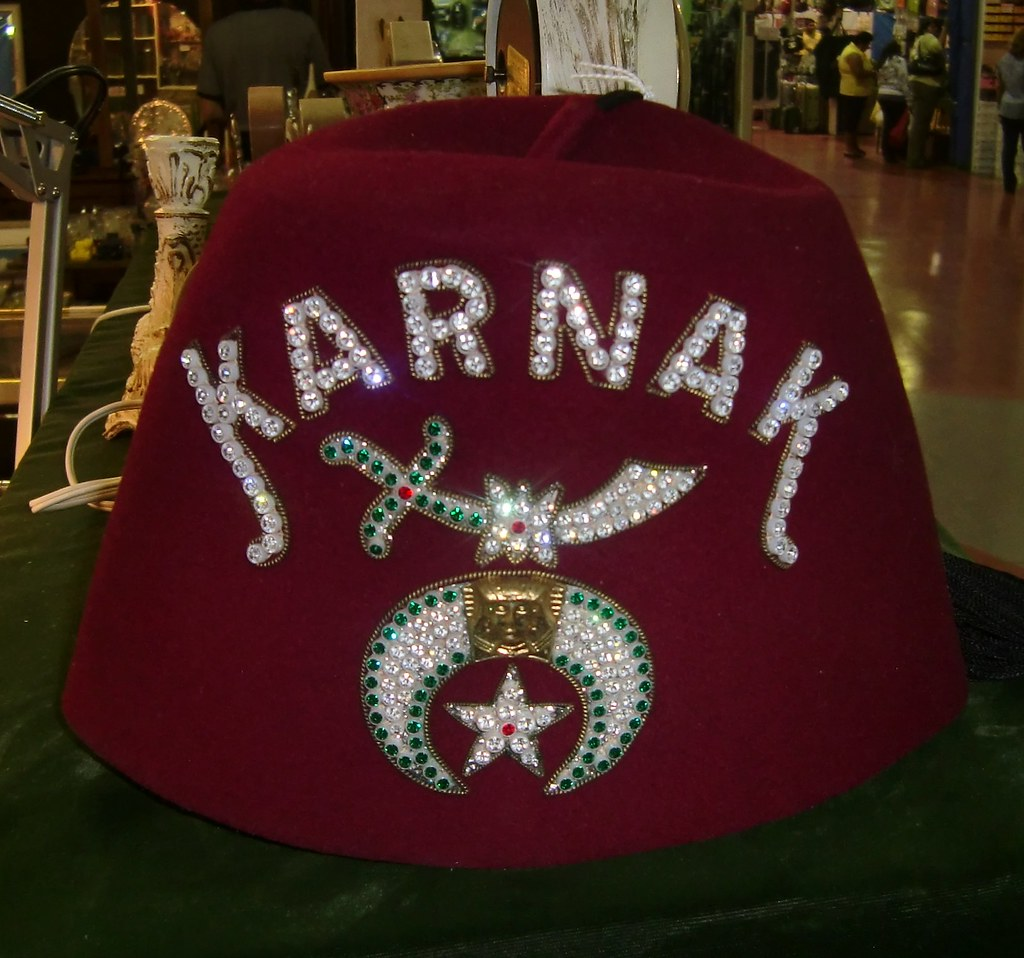 Karnak - Shriner's Fez (from Montreal) for sale at the loc