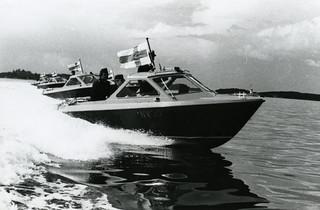 Uusia nopeita veneitä vastaanotetaan Turussa