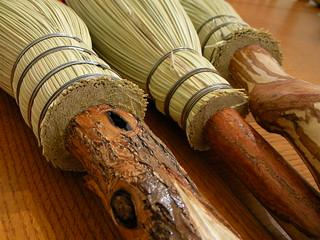 Hockaday brooms | by cgrantham