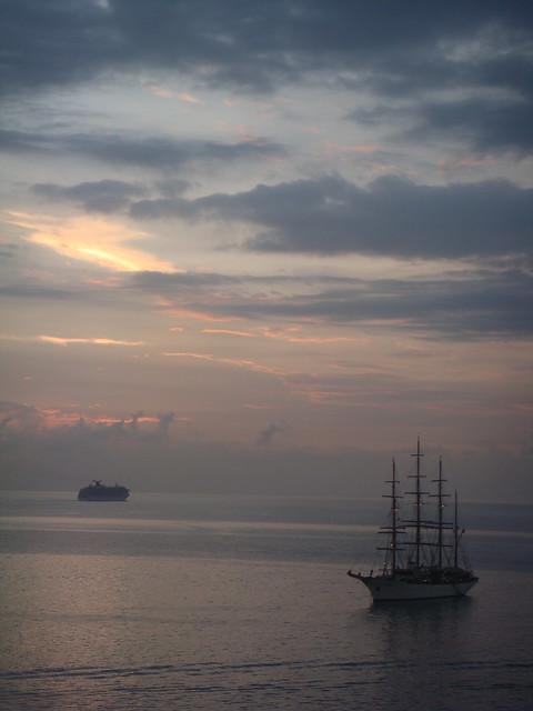Carribean Sunset I