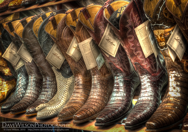 More Lucchese Boots, Allens Boots, Austin