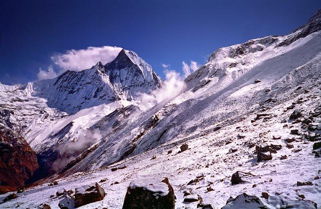 Annapurna, Nepal, 1995