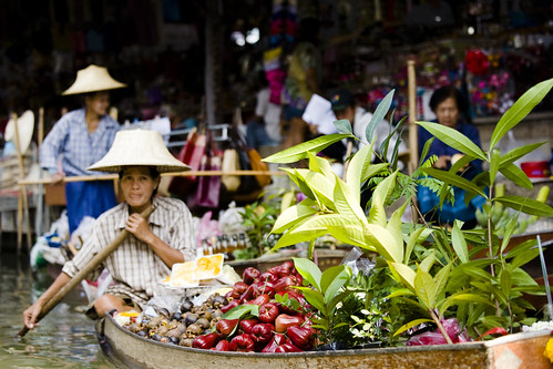 Floating Market | by RightIndex