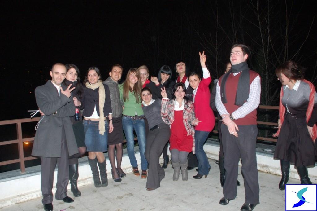 PR School 2010 - February