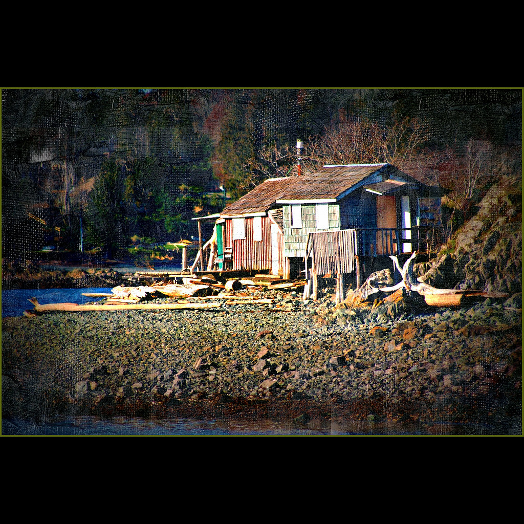 Shack Island . . . by dragonflydreams88