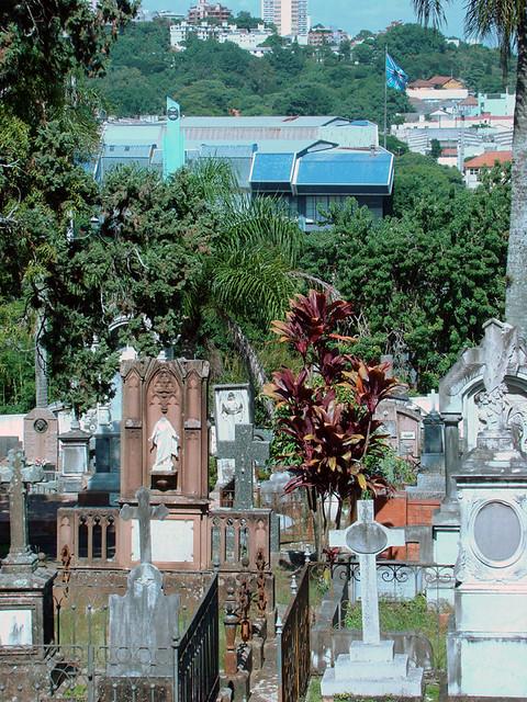 Cemitério São José e Olímpico