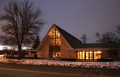 Charles E. Stade church   by repowers