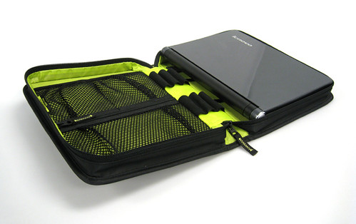 Cable Stable from Skooba - with netbook | by ~kate~
