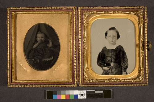 Charles Reubin Phillips as a boy | by George Eastman Museum
