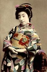 EIRYU -- QUEEN of the POSTCARD GEISHAS (6) | by Okinawa Soba (Rob)
