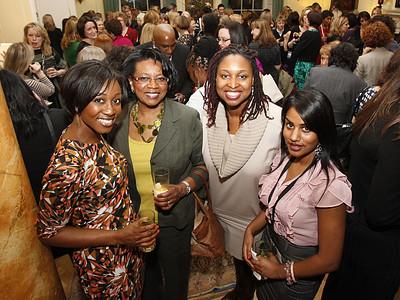 International Women's Day reception