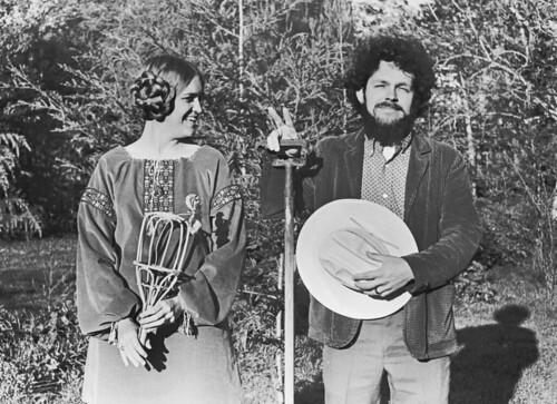 Kent and Shel 1969