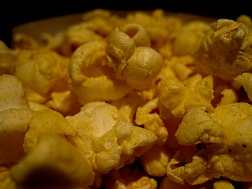 Buttery Popcorn | by J. Sibiga Photography