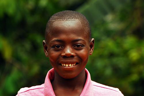 STP-Micolo-0910-86-v1 | Sao Tome, Micolo, young boy