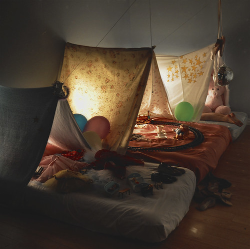 Campground by Lissy Elle Laricchia