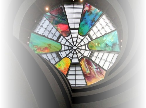 Guggenheim Museum - Temple of Colours