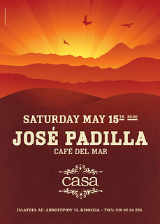 José Padilla poster | by I Can't Get Enough