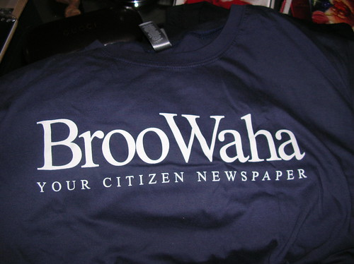 BrooWaha T-Shirt | by Theresa111