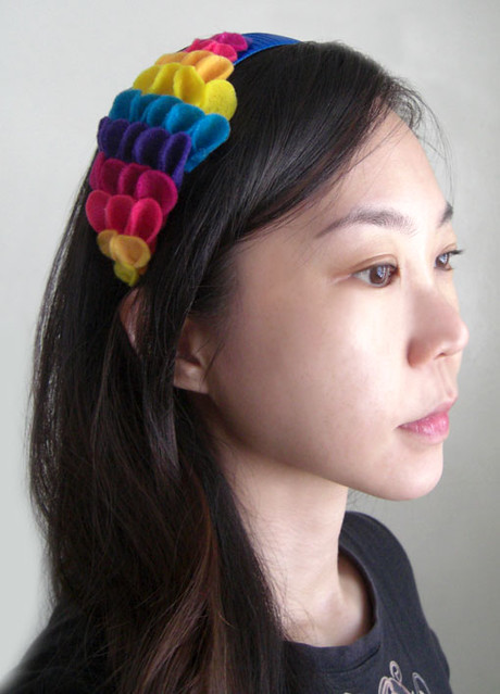 Sunshine Dream Headband | 우리 Handmade Craft Collections