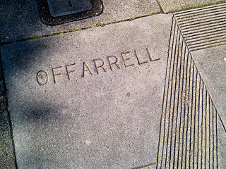 OFFARRELL [sic] | by chrispcampbell