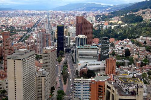 Bogotá Skyline | by Edgar Zuniga Jr.