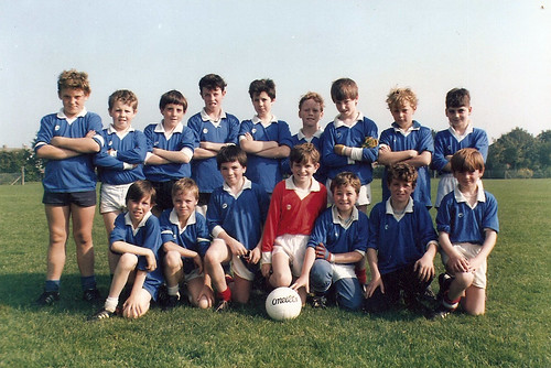 1980's Youth Football | by Naomh Fionnbarra GAA Club