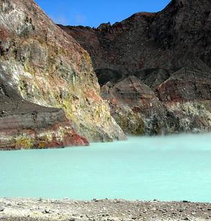 Volcanic Lake - White Island | by theirishkiwi
