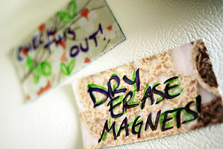 Dry Erase Magnets! | by -leethal-