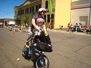Totcycle at Fiets of parenthood PDX | by carfreedays