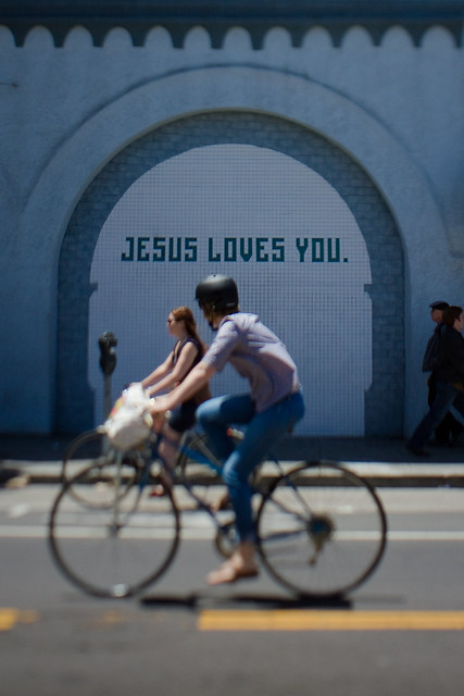 sunday streets: holy rollers