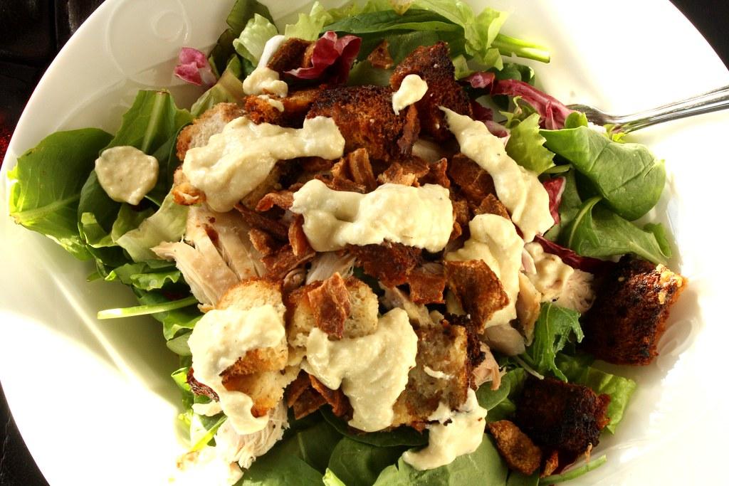 Chicken Caesar Salad Recipe Jamie Oliver