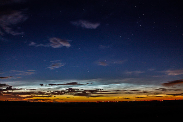 Noctilucent Clouds (1) 03/07/17