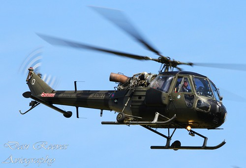 Westland Scout | by danreeves14