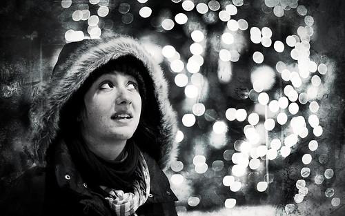It's Snowing Lights!