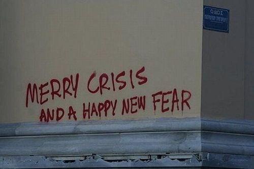 merry crisis and a happy new fear | by robinsoncaruso