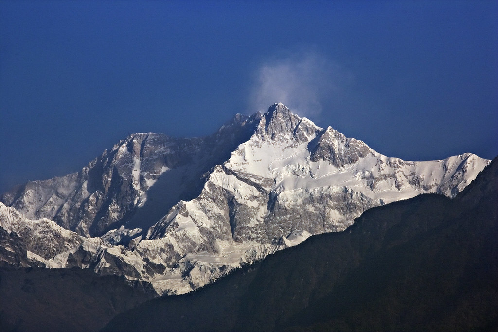 Mt. K2, the second highest mountain in the world