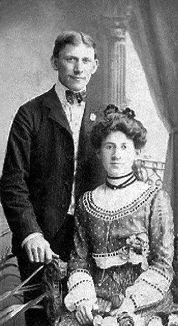 Martin William Joseph Murphy & Anna Grehan - 1900